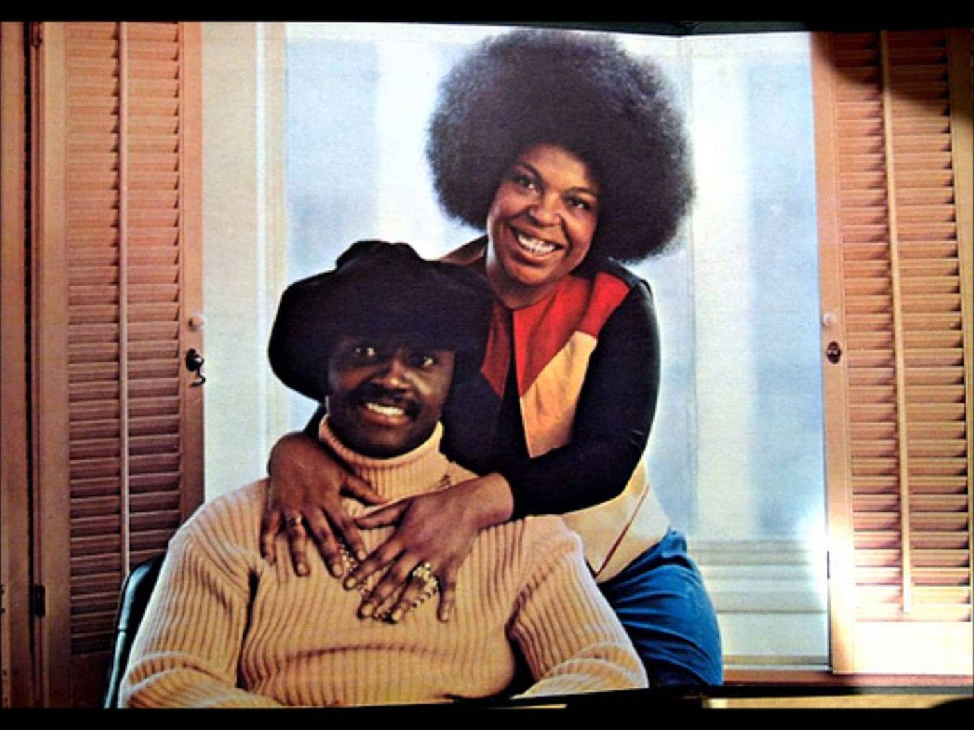 """Where Is The Love"""": Roberta Flack and Donny Hathaway's Collaborations 