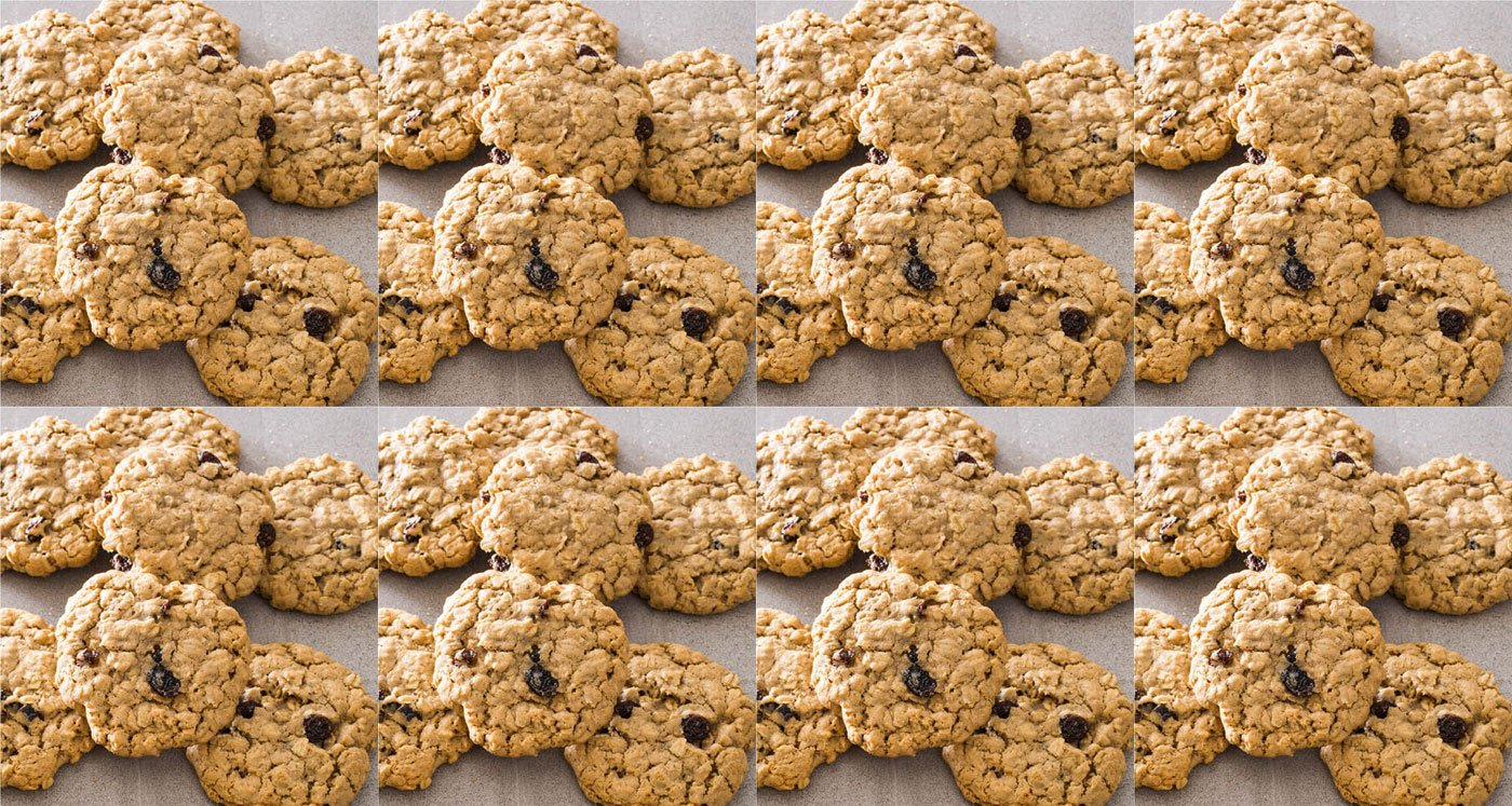 Classic Chewy Oatmeal Cookies from America's Test Kitchen