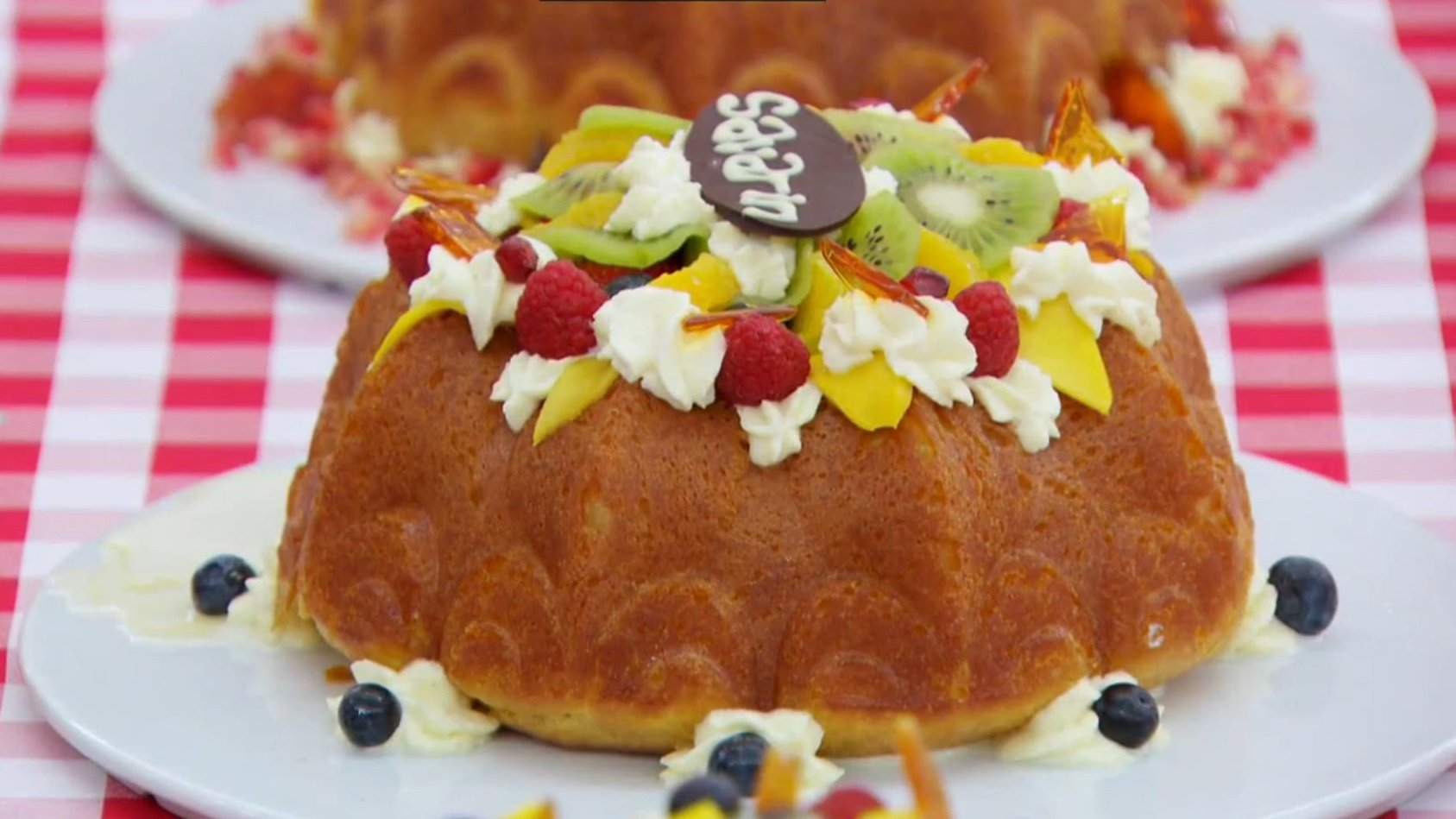 Savarin Recipe from 'The Great British Baking Show' | WTTW ...