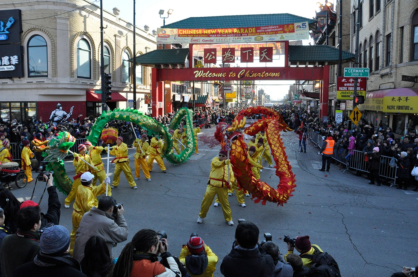 The Chinese New Year Begins | WTTW Chicago