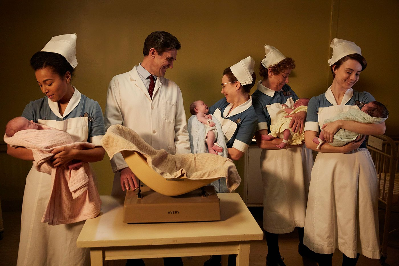 Call the Midwife. Photo: Neal Street Productions