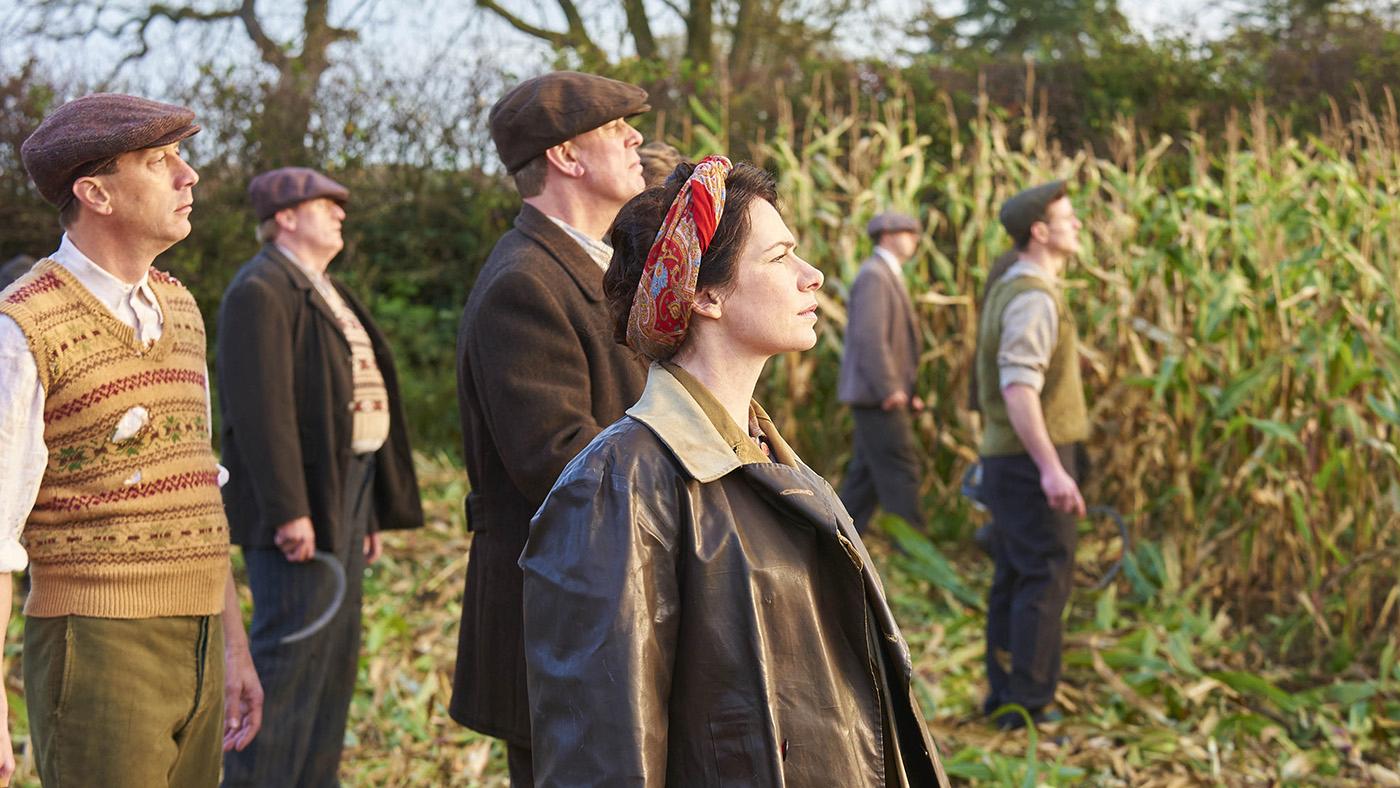 Clare Calbraith as Steph Farrow. Photo: iTV Studios and MASTERPIECE
