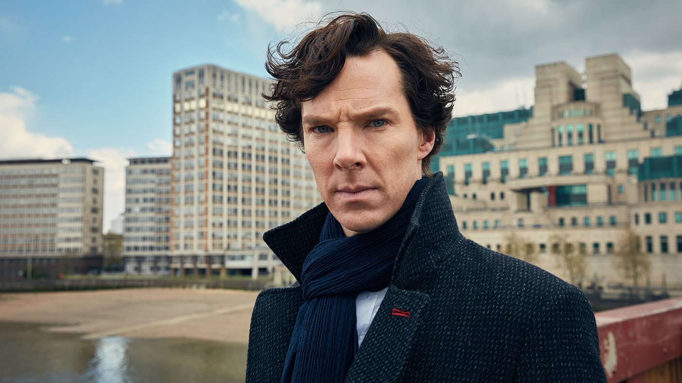 The astonishing finale of Sherlock provides a moral summation of the entire series. (Hartswood Films and MASTERPIECE)