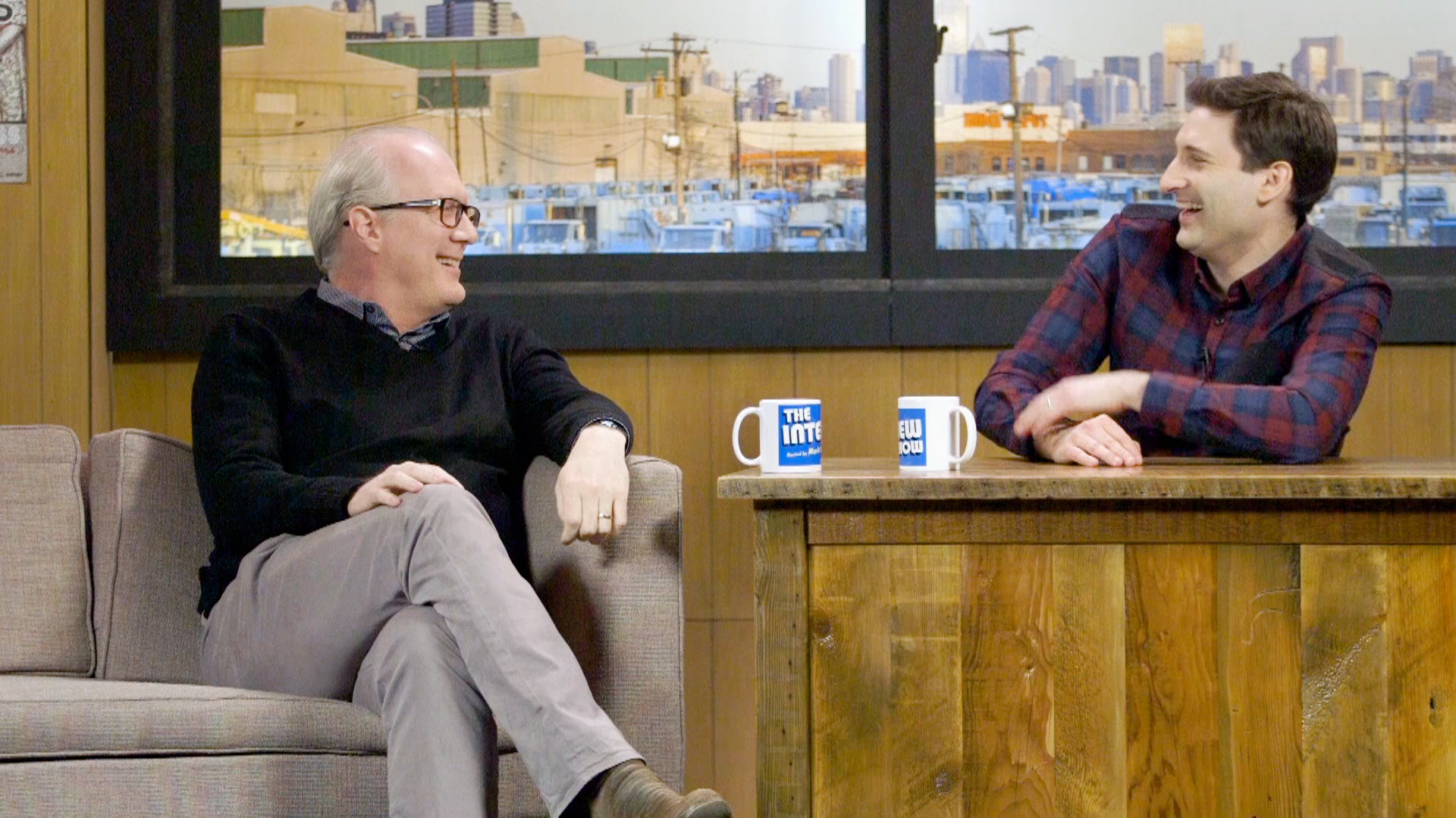 The Interview Show: Tracy Letts, Fatimah Asghar