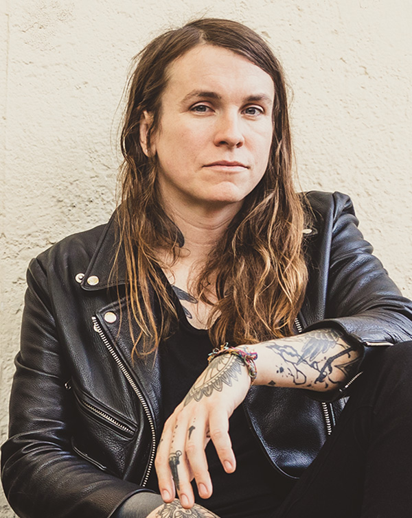 Laura Jane Grace | Photo by Katie Hovland