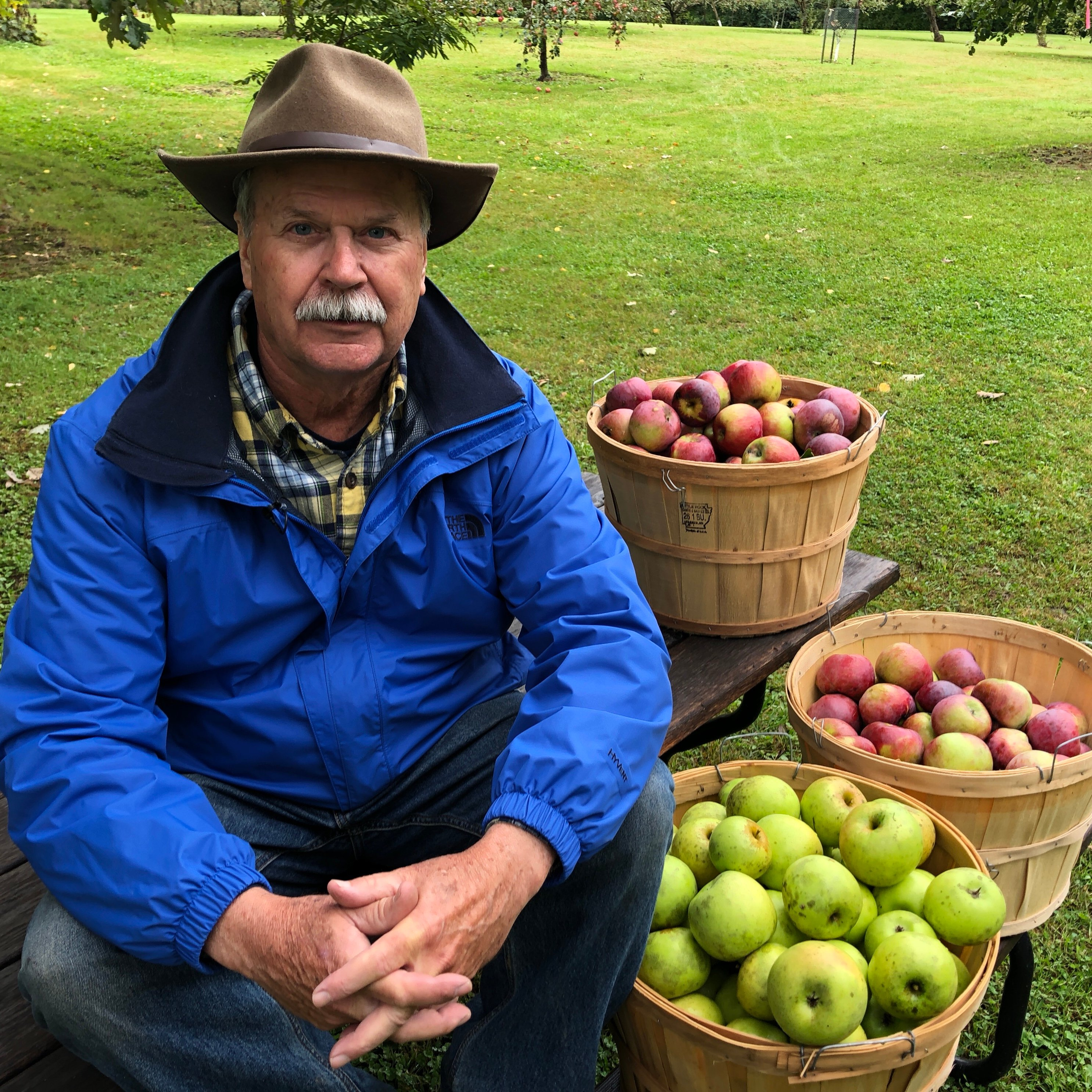 Heirloom Apple Collector