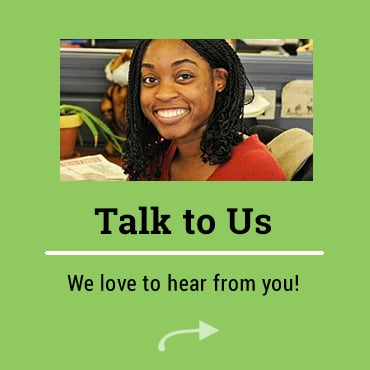 Talk to us!