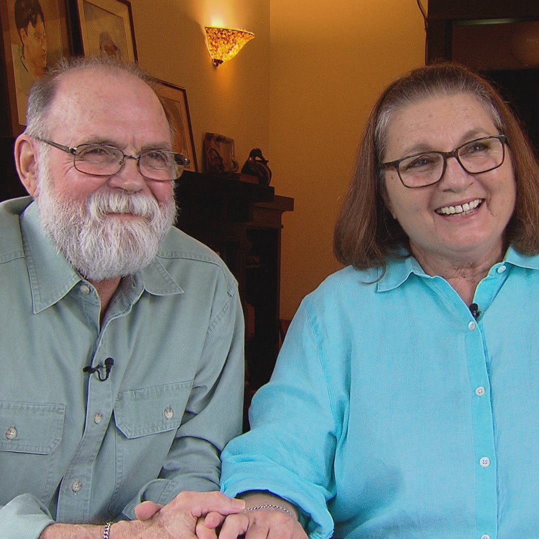 Couple Dealing with Alzheimer's