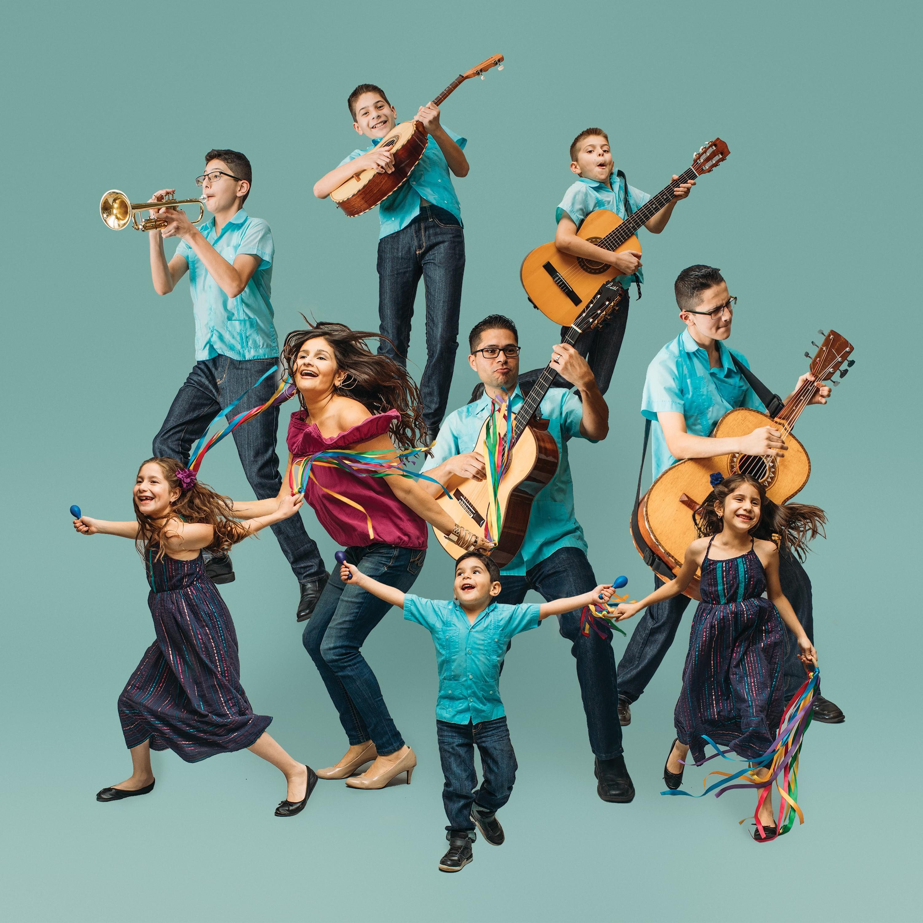 Lucero Family Band