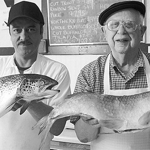 Robert's Fish