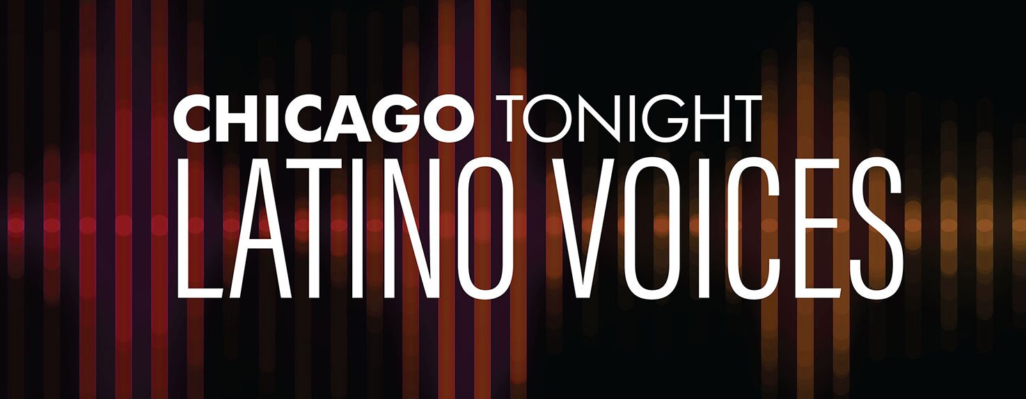 Chicago Tonight: Latino Voices logo
