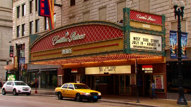 cadillac palace theater wttw chicago public media television and. Cars Review. Best American Auto & Cars Review