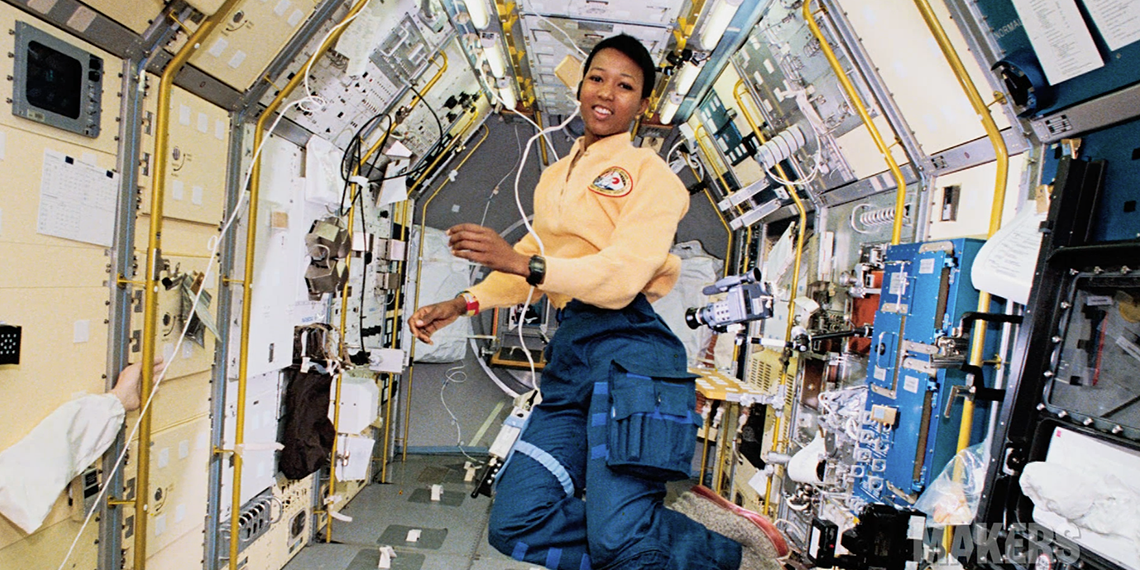 Makers: Women in Space