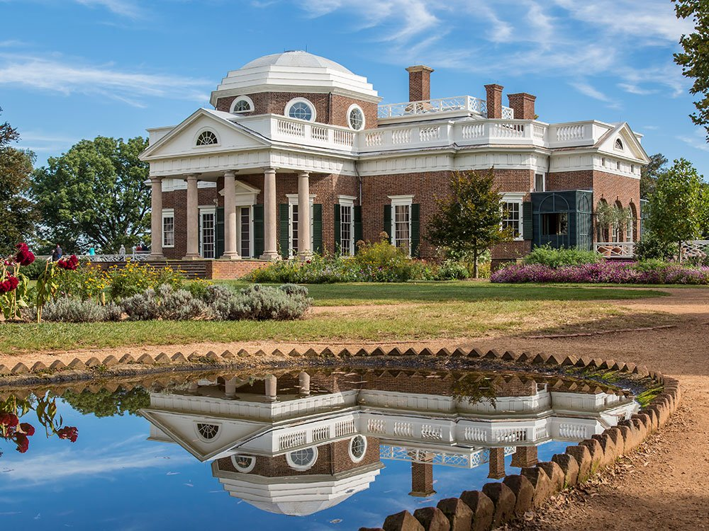 Monticello (credit Jonathan Hillyer)
