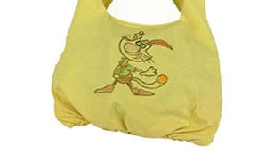 Reusable Nature Cat tote