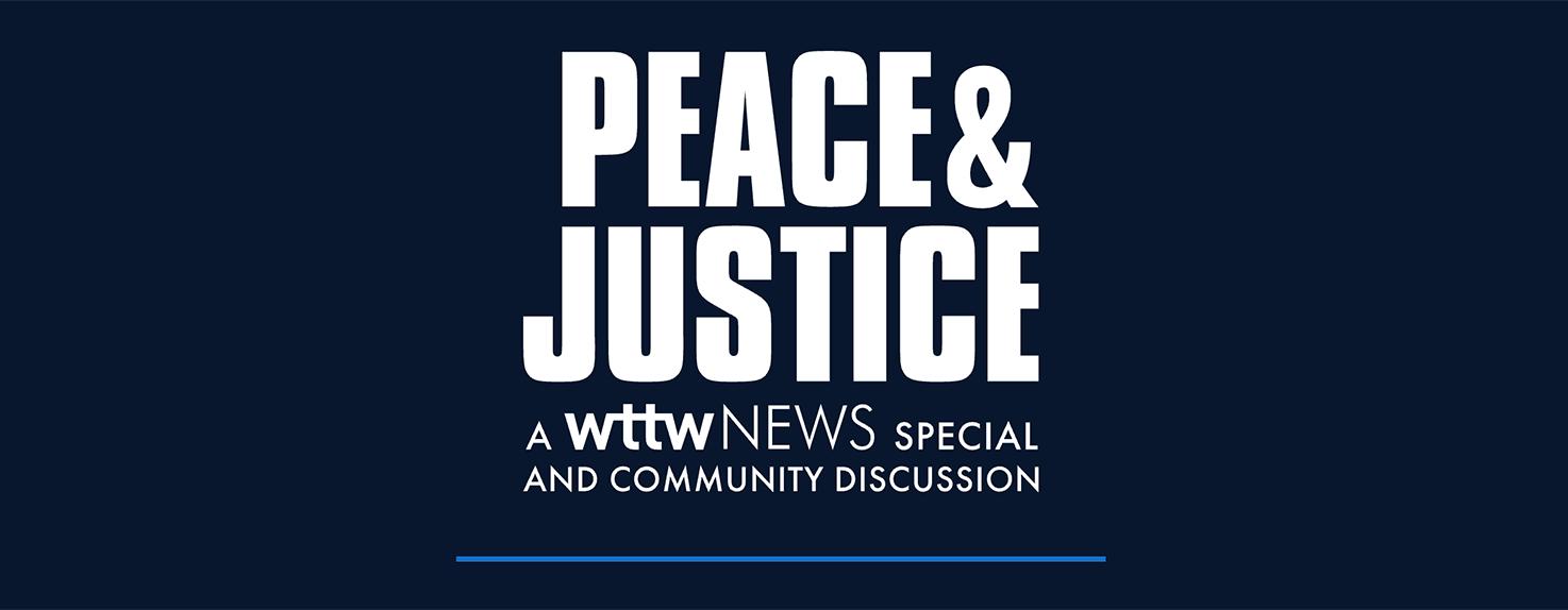 Peace & Justice logo