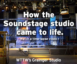 See how the Soundstage studio came to life