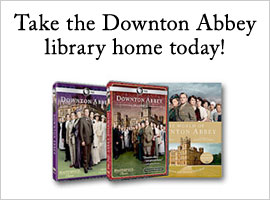 Take the Downton Abbey Library home today!