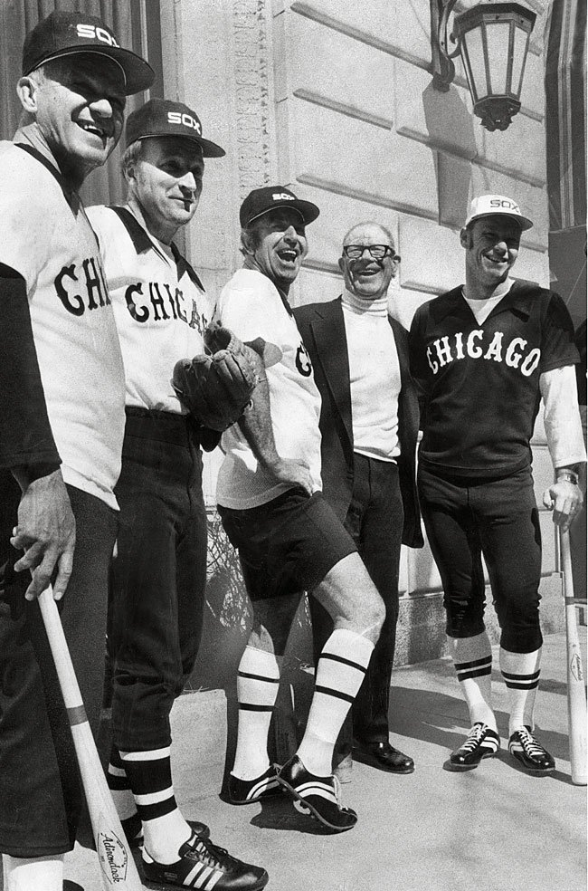 the white sox get a new look remembering chicago wttw