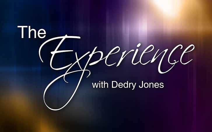 Logo for The Experience with Dedry Jones