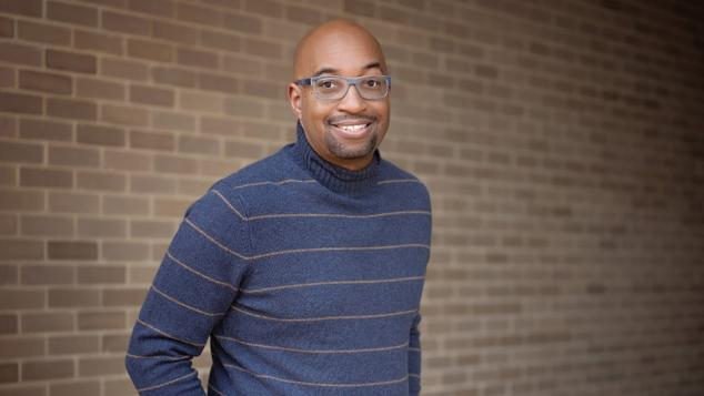 Performance and Talk with Kwame Alexander, Author of Becoming Muhammad Ali