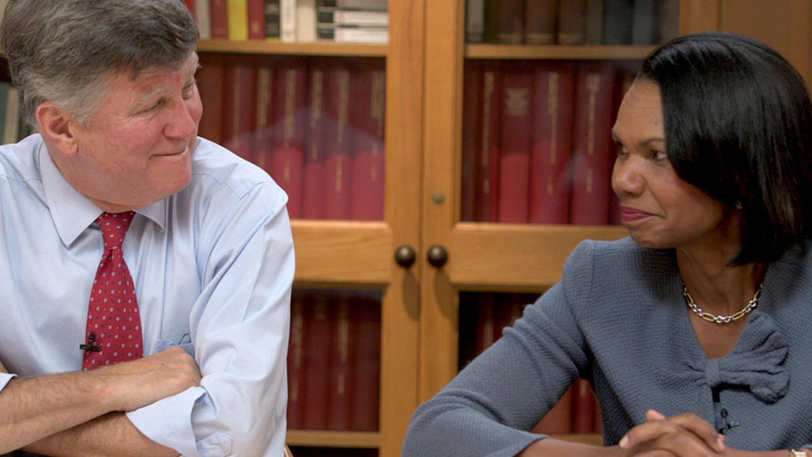David Kennedy & Condi Rice | American Creed