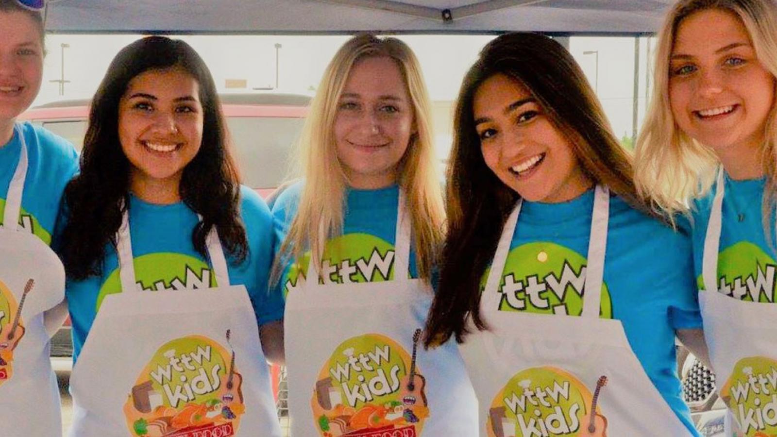 WTTW Kids Fun Food Fest