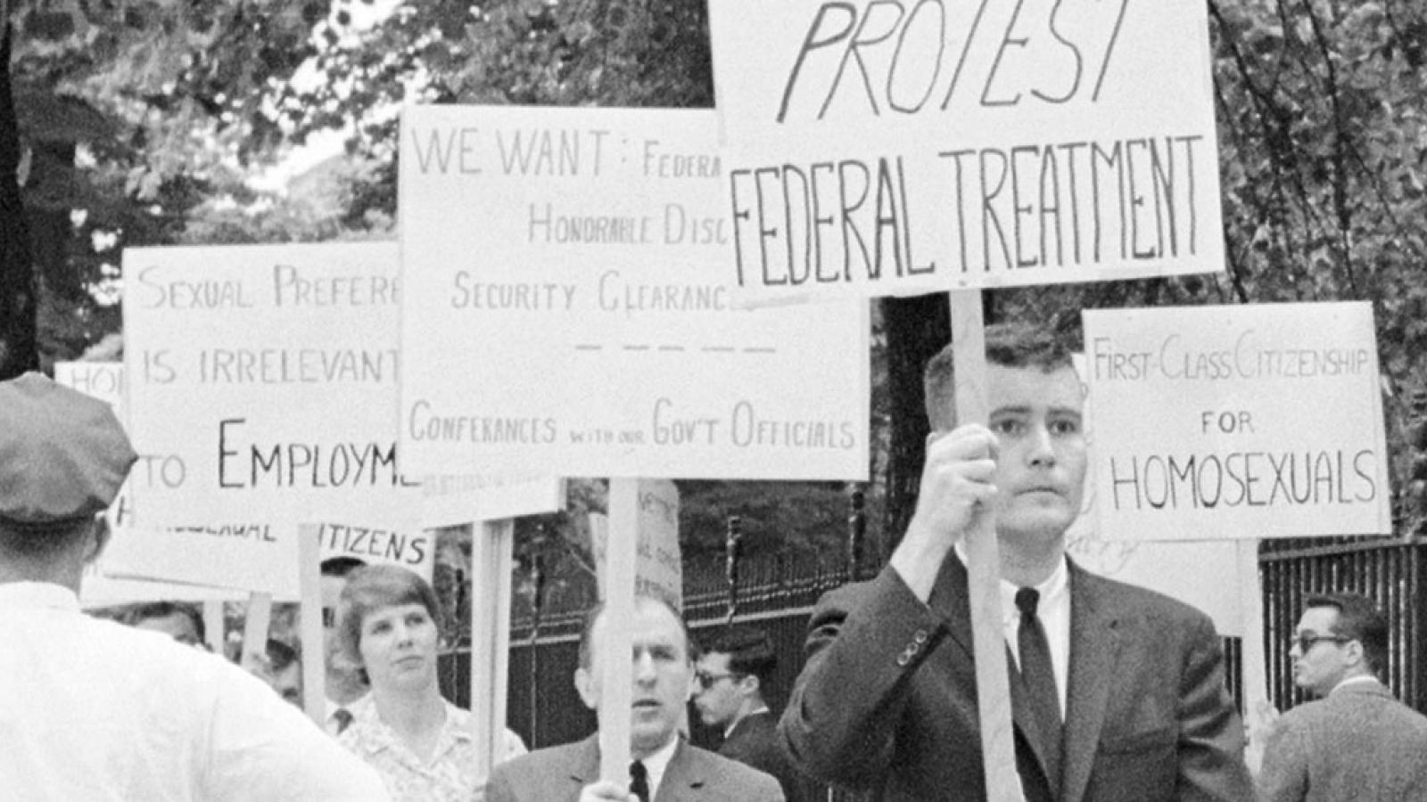 Screening & Discussion: The Lavender Scare