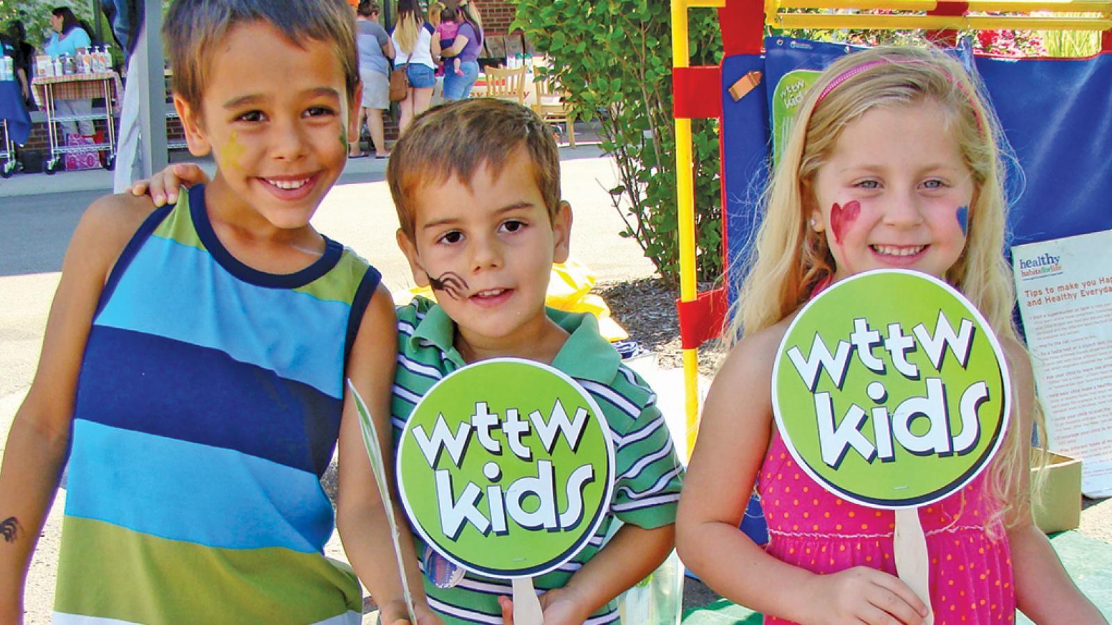 WTTW Kids Learn & Play