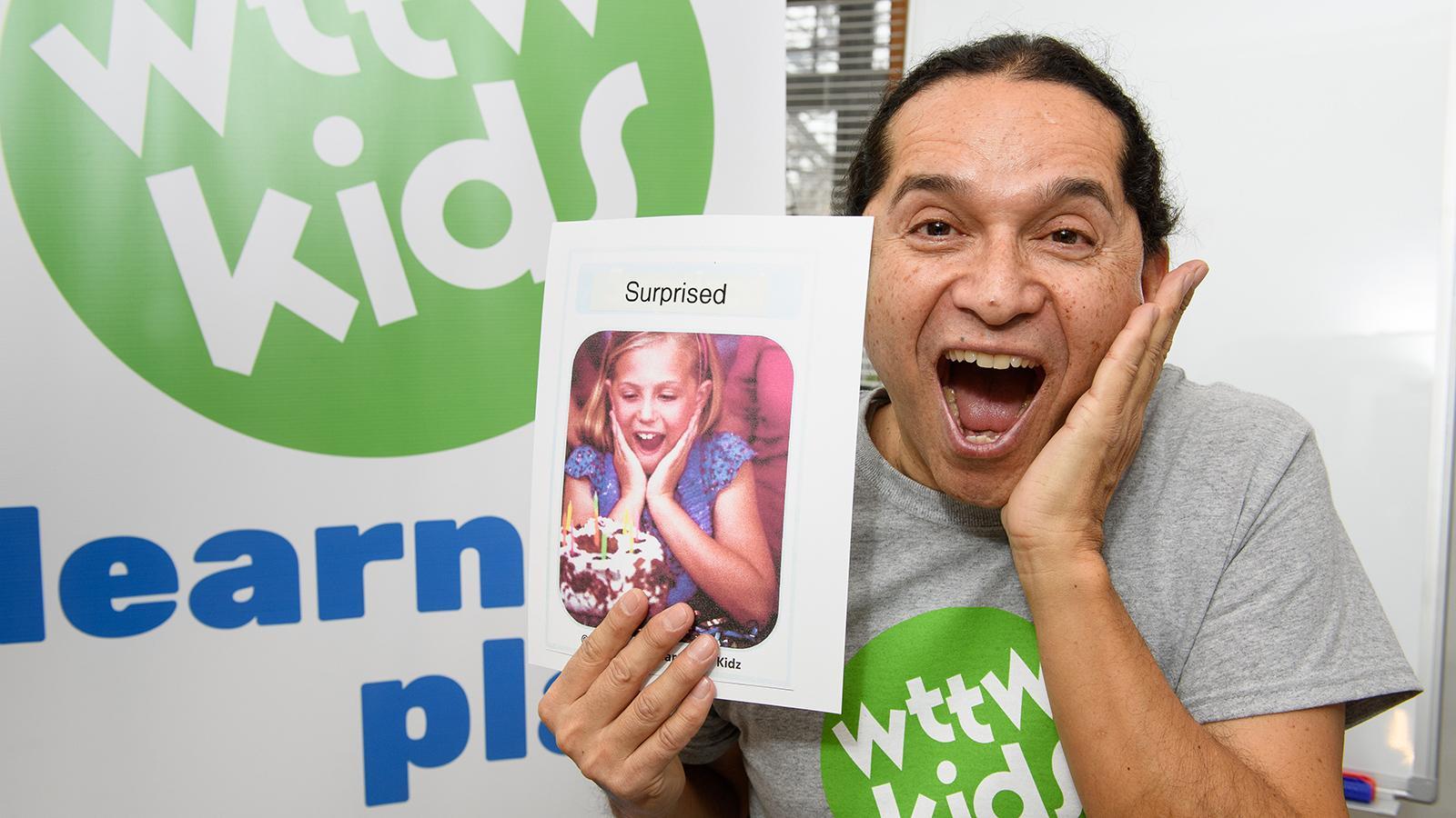 WTTW Kids Learn & Play: Make a Face