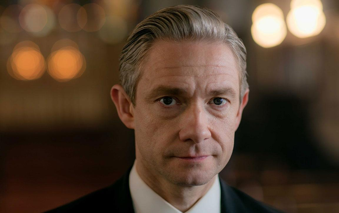 John Watson is bereaved once again.