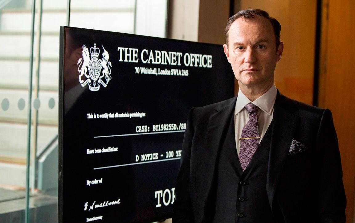Mycroft gets murder charges against Sherlock dropped.