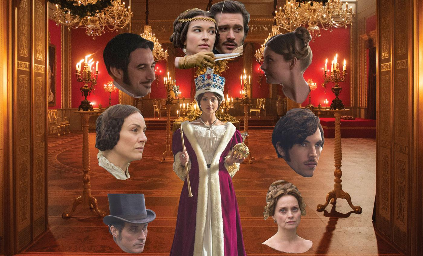 Which Victoria character are you? (ITV Plc)