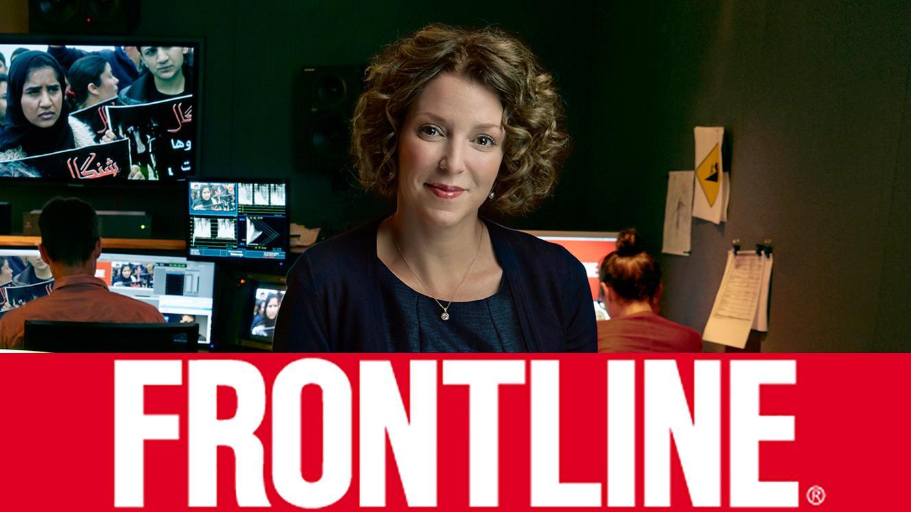 Raney Aronson-Rath of 'Frontline.' Photo: Jonas Fredwall Karlsson