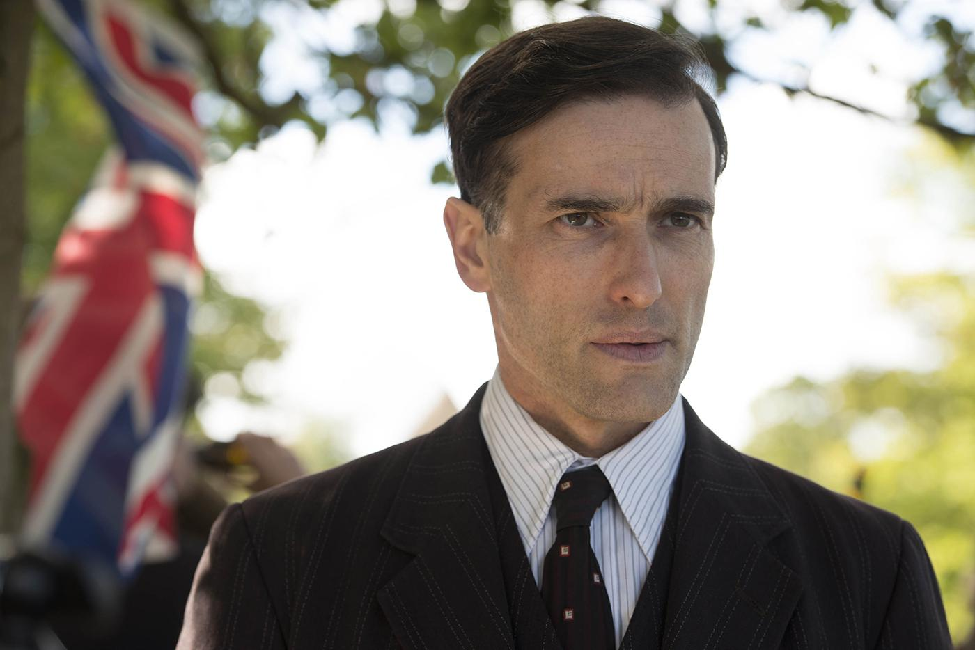 Ed Stoppard as Dr. Will Campbell in 'Home Fires.' Photo: iTV Studios and MASTERPIECE