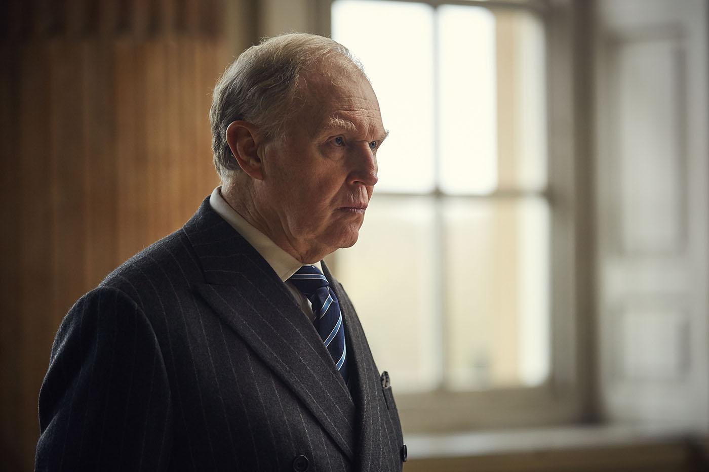 Tim Pigott-Smith as Charles in 'King Charles III.' Photo: Drama Republic for BBC and MASTERPIECE