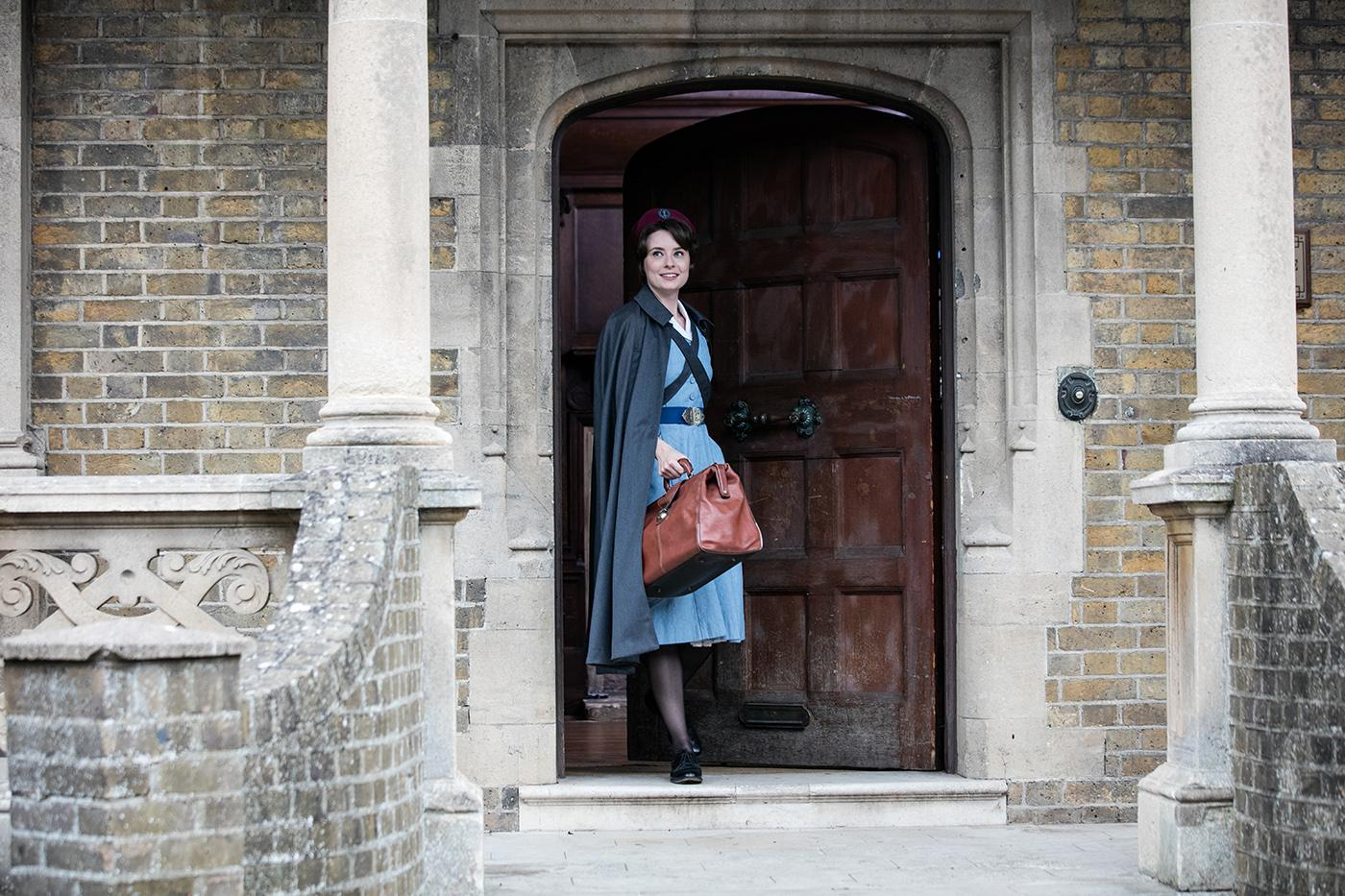 Jennifer Kirby as Valerie Dyer in 'Call the Midwife.' Photo: Neal Street Productions 2016