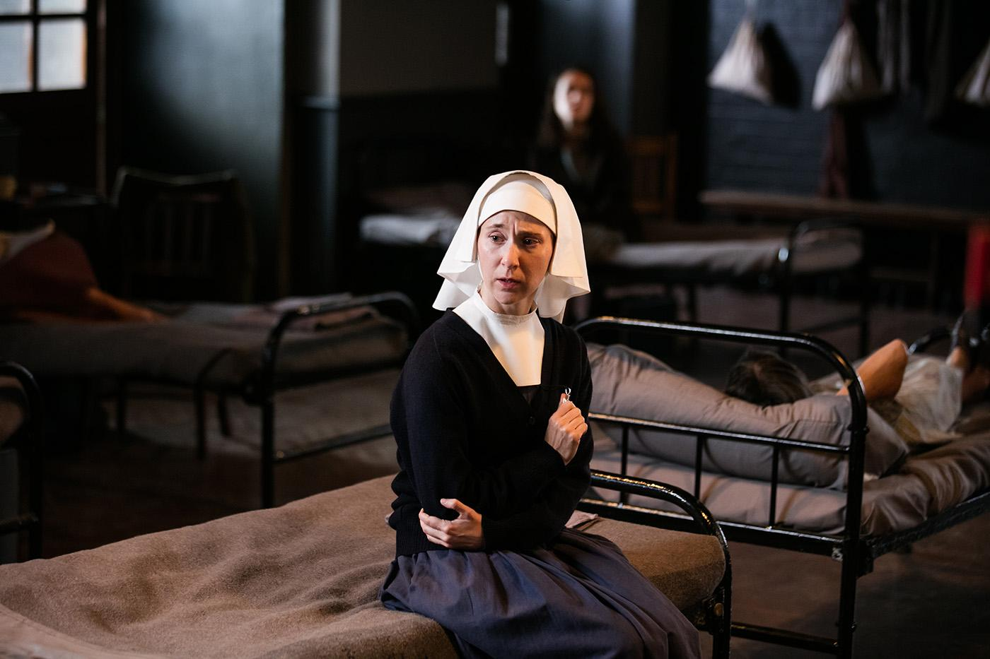 Bryony Hannah as Sister Mary Cynthia in 'Call the Midwife.' Photo: Neal Street Productions 2016