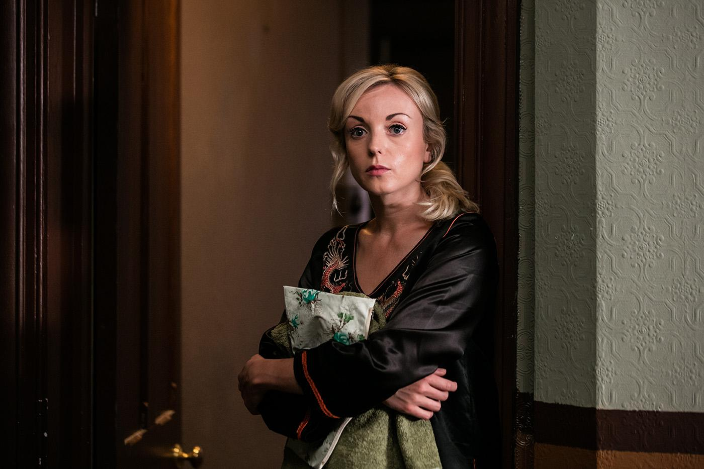 Helen George as Trixie Franklin in 'Call the Midwife.' Photo: Neal Street Productions 2016