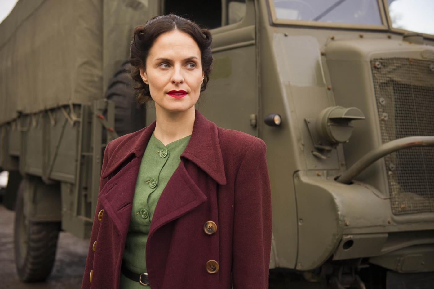 Leanne Best as Teresa Fenchurch in 'Home Fires.' Photo: iTV Studios and MASTERPIECE