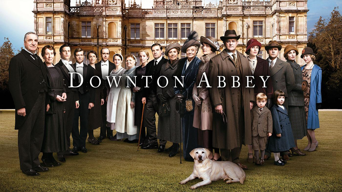Downton Abbey. Photo: ©Nick Briggs/Carnival Films 2014 for MASTERPIECE