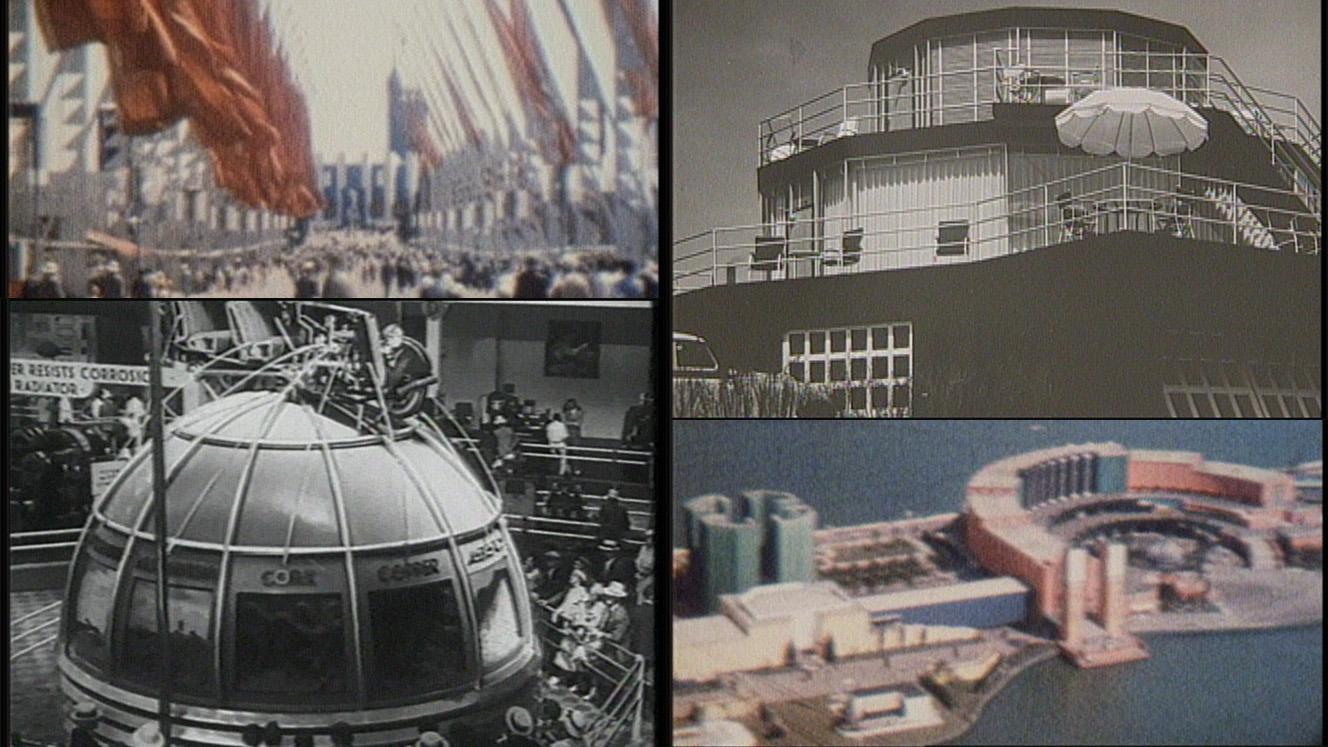 Chicago's 1933 World's Fair