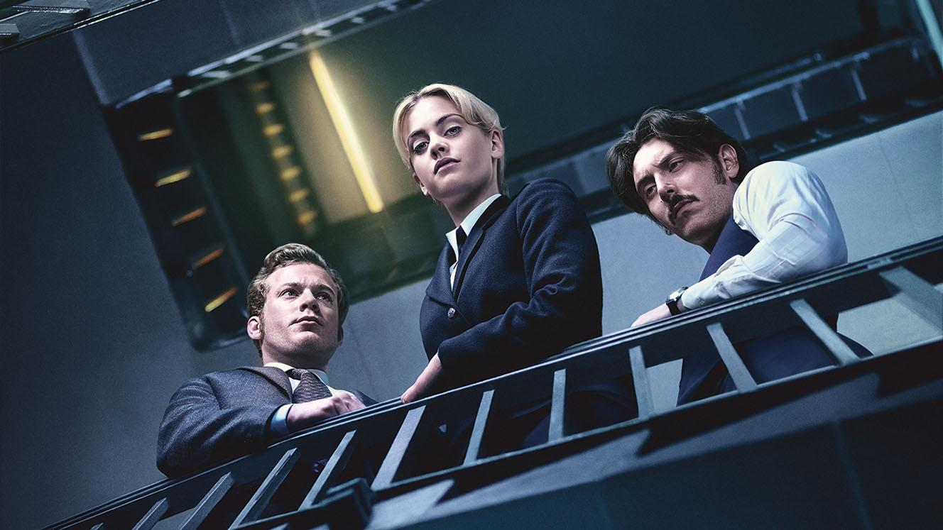Prime Suspect: Tennison. Photo: ITV Studios and NoHo Film & Television