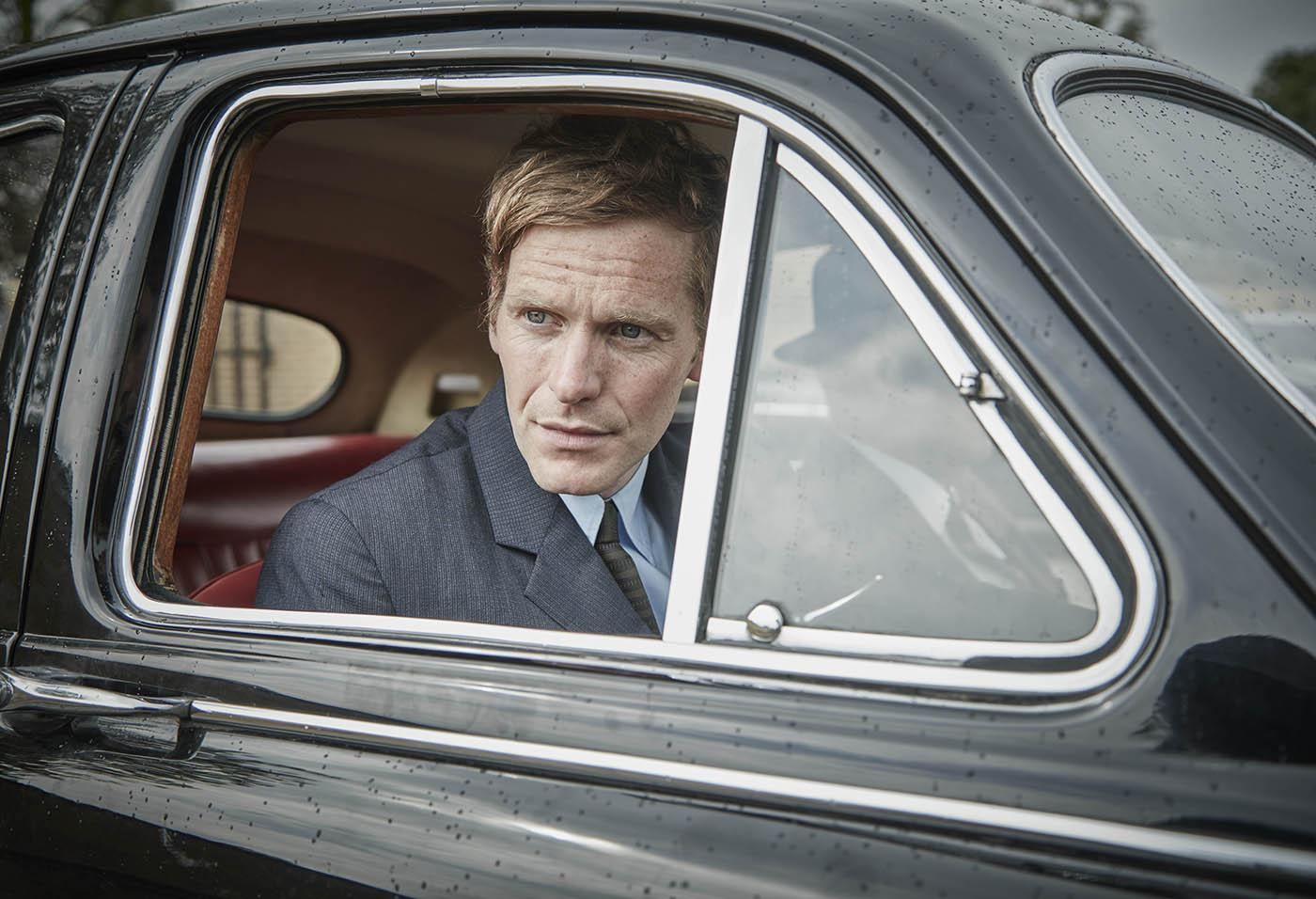 Endeavour Morse in Endeavour. Photo: ITV Plc and Masterpiece