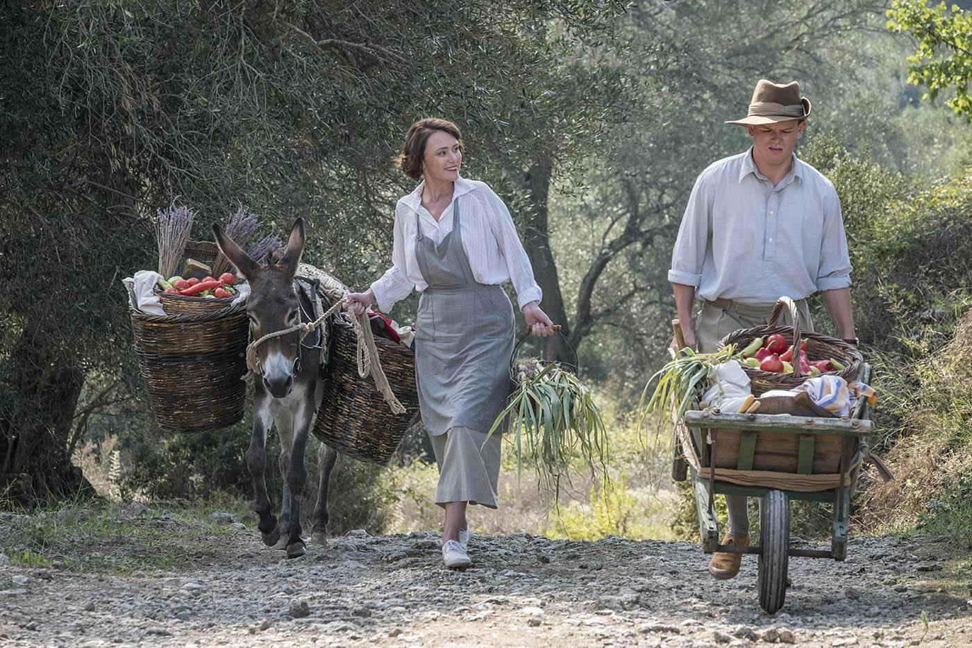 The Durrells in Corfu. Photo: John Rogers/Sid Gentle Films