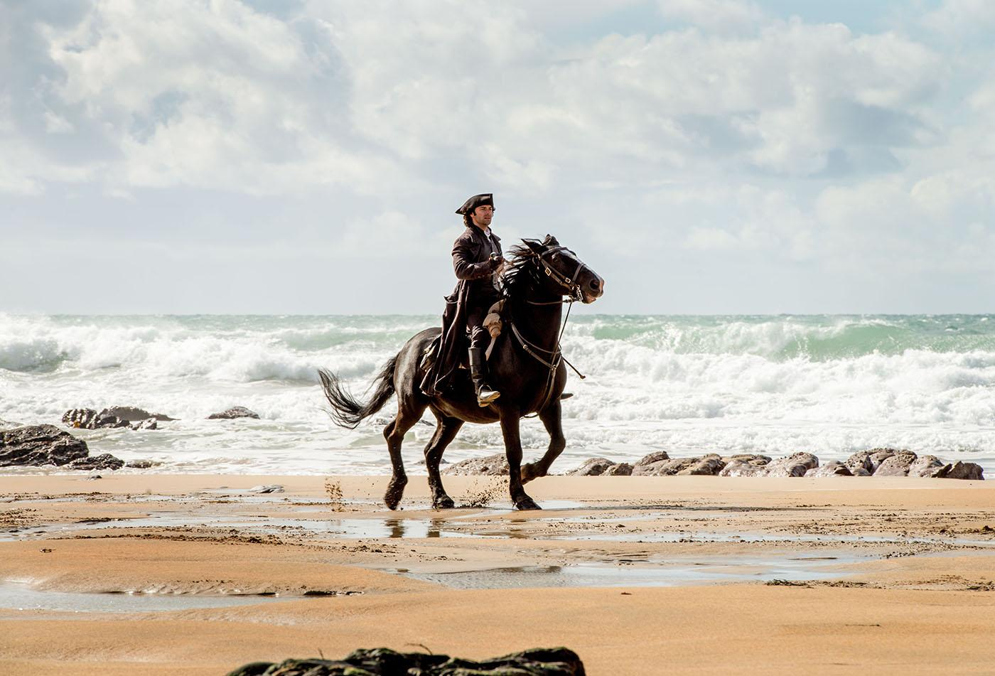 Ross Poldark. Photo: Mammoth Screen for BBC and MASTERPIECE