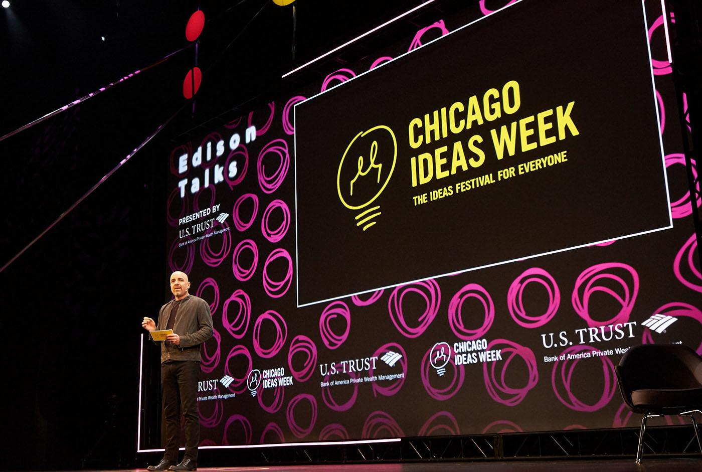 Chicago Ideas Week.