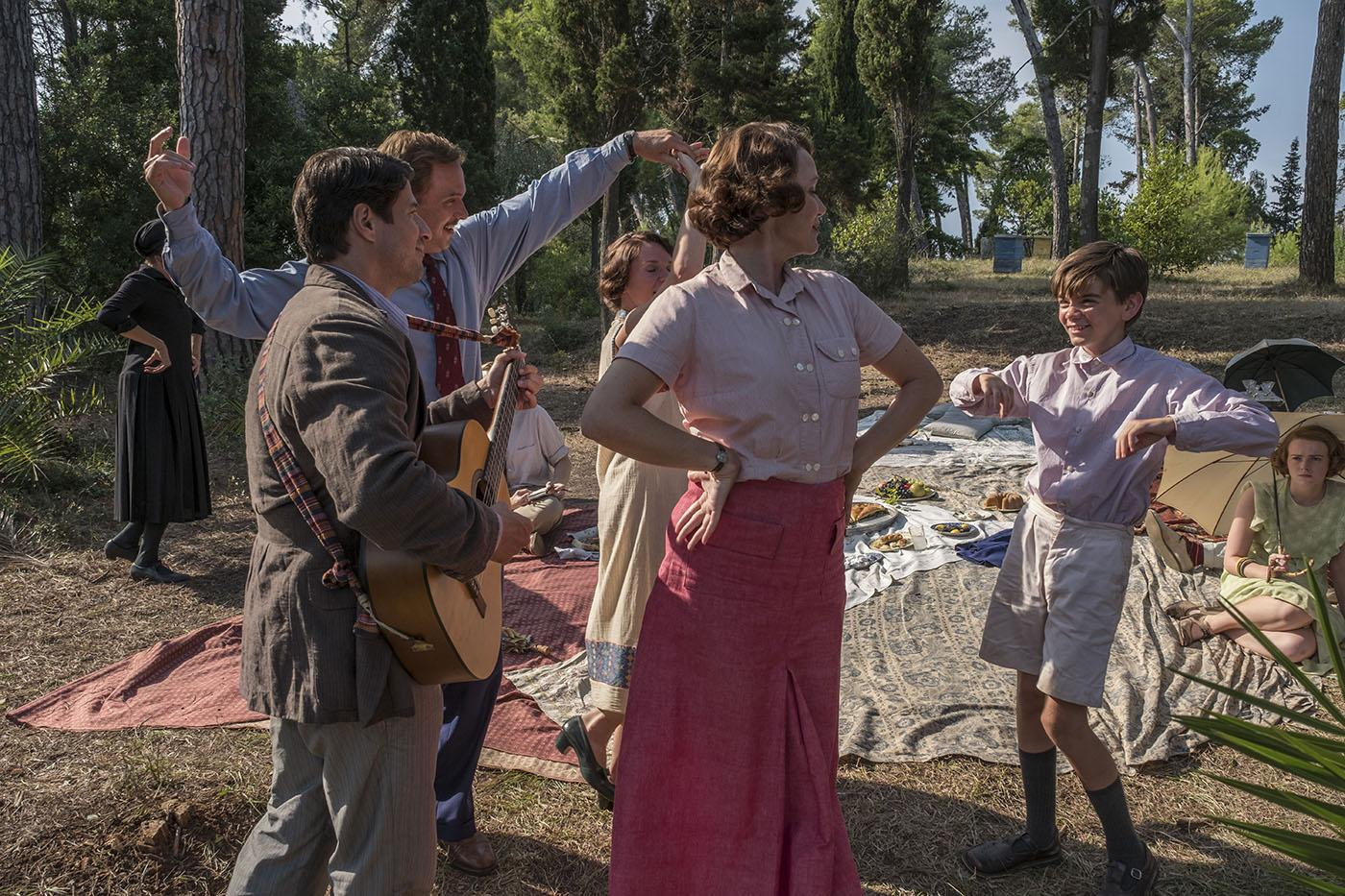 The Durrells in Corfu. Photo: John Rogers/Sid Gentle Films for ITV and MASTERPIECE