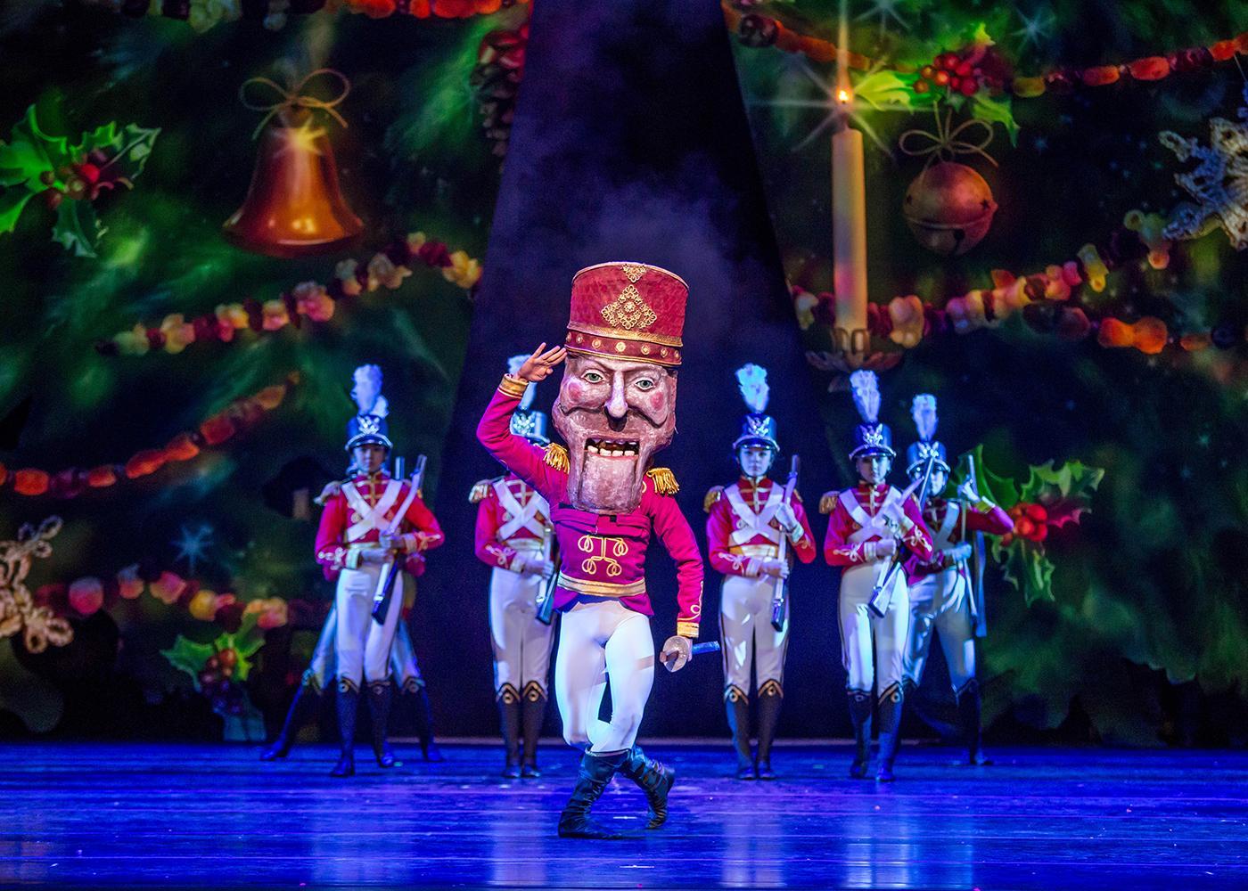 Christopher Wheeldon's new 'Nutcracker' for the Joffrey Ballet. Photo: Cheryl Mann