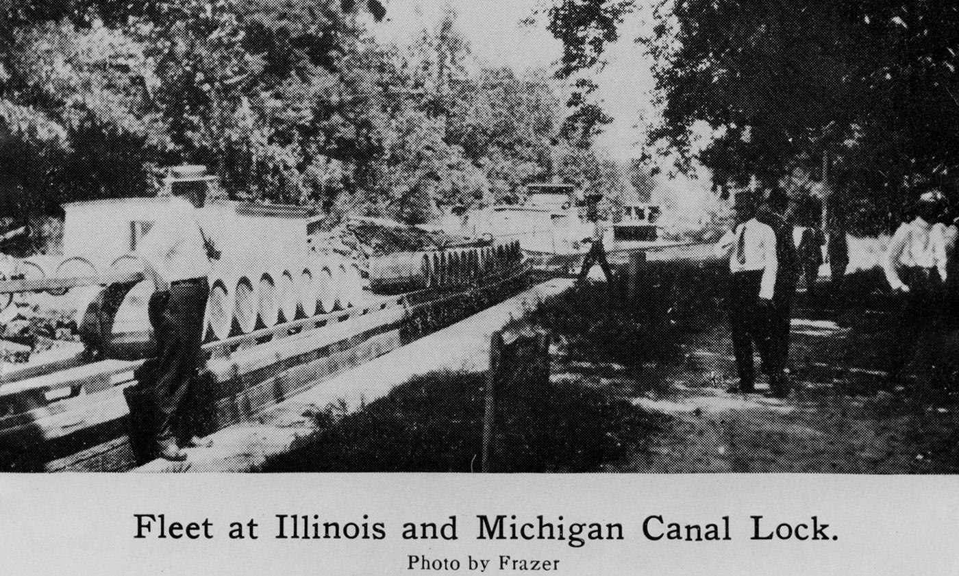 Colonel William Beatty Archer supervised construction of the Illinois and Michigan Canal.